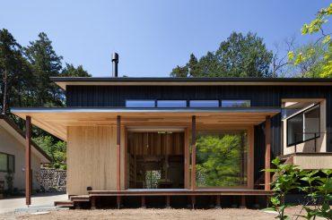 森林公園の家