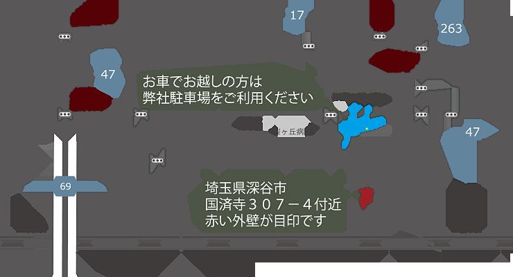 テストハウスⅡマップ